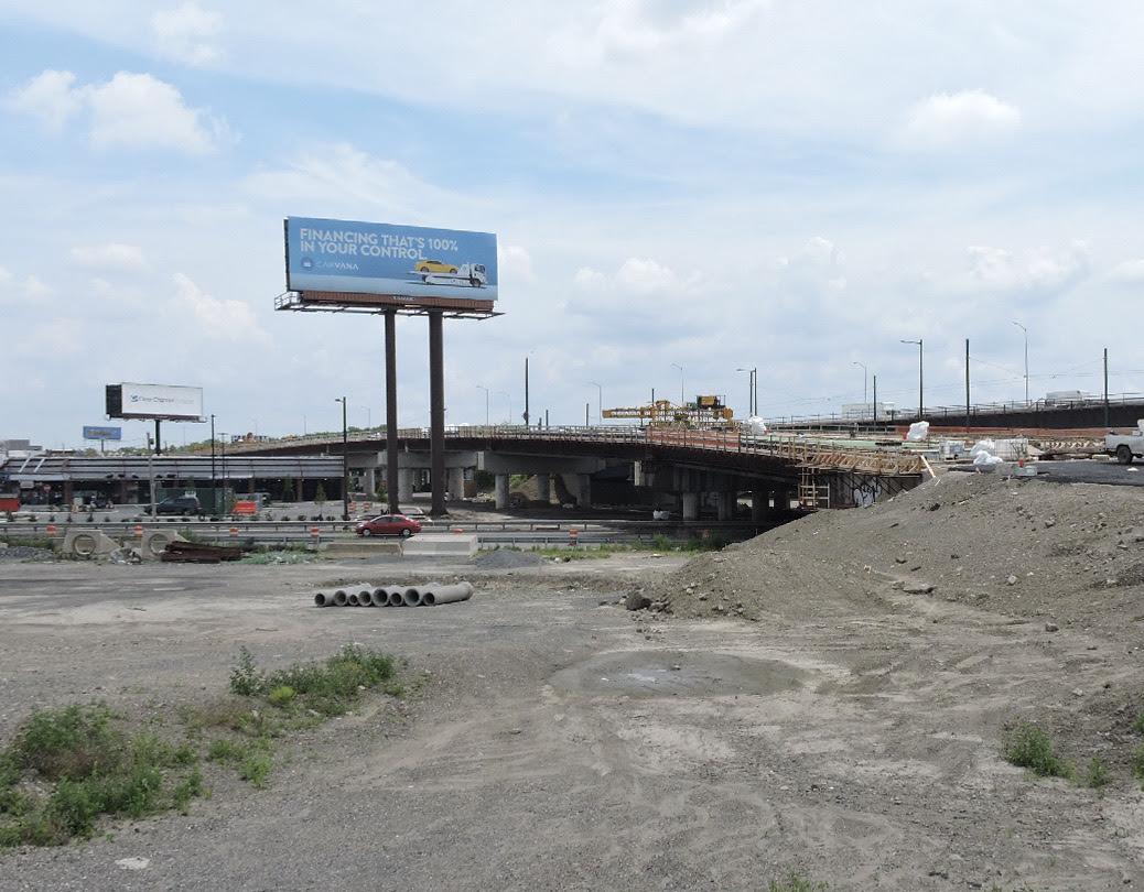 Ramp construction