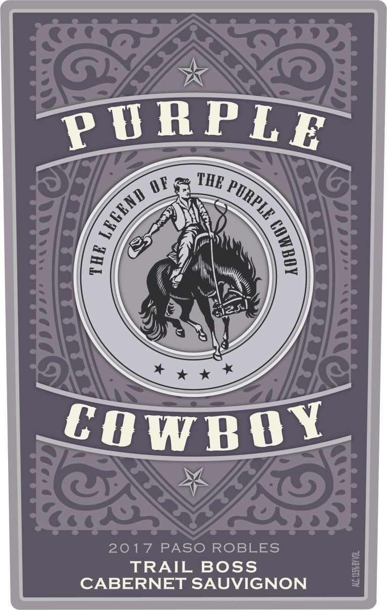 Image result for purple cowboy 2017 trail boss