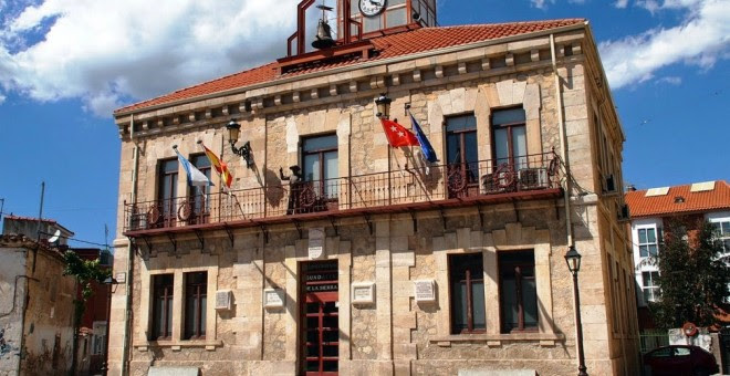 Ayuntamiento de Guadalix de la Sierra.- EFE