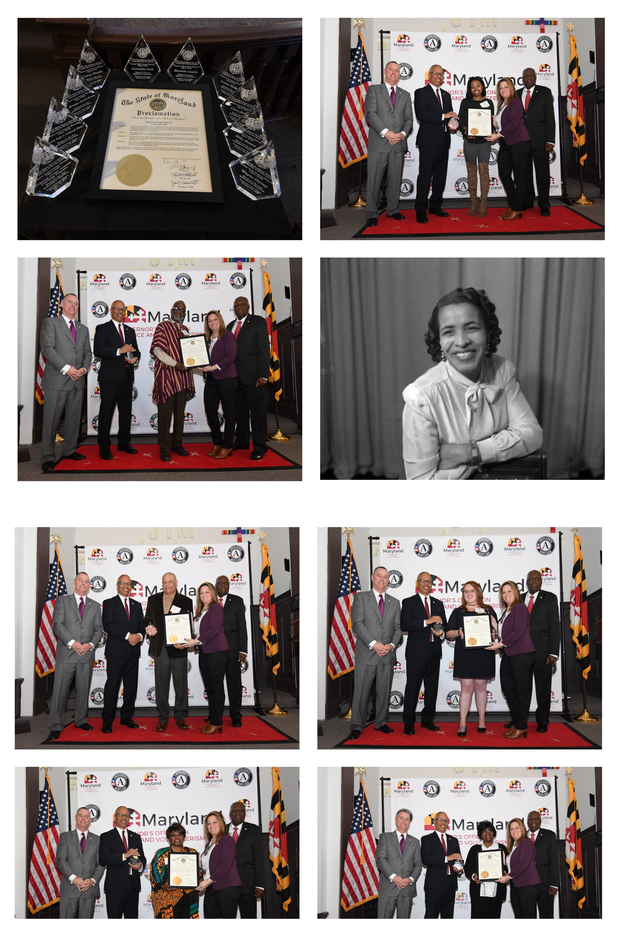 2020 Black History Month Leadership & Service Awardees and more