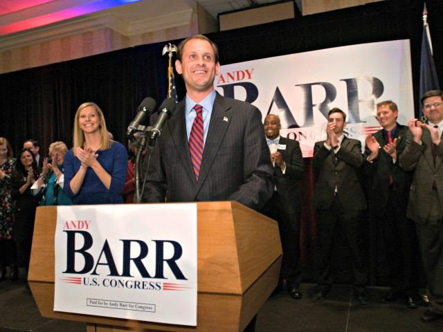 andy barr wins