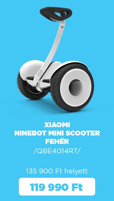 Őszi készletkisöprés - Xiaomi Ninebot Mini scooter