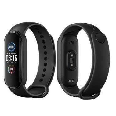 Xiaomi Mi Band 5 Smart Band Watch Band Garansi Resmi