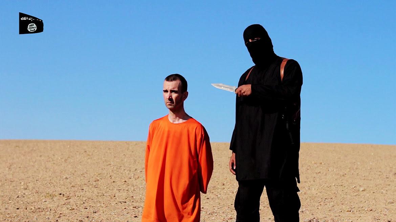 Resultado de imagen para DECAPITADOS POR ISIS