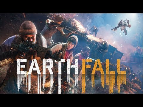 Action-packed cooperative online first-person shooter, Earthfall, is now available on Xbox One, PlayStation®4 computer entertainment system and PC via Steam for $29.99.