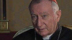 Cardenal Parolin.