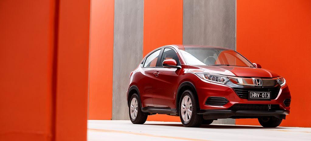 2020 Honda HR-V small SUV megatest