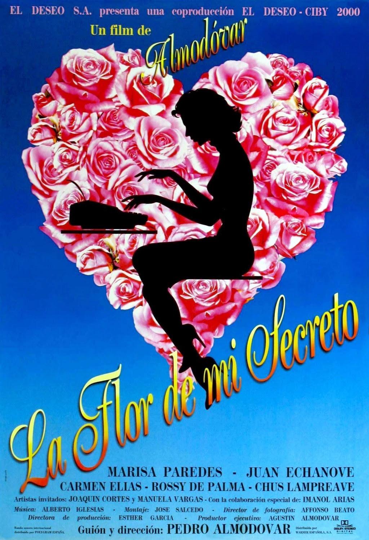 la flor de mi secreto xlg