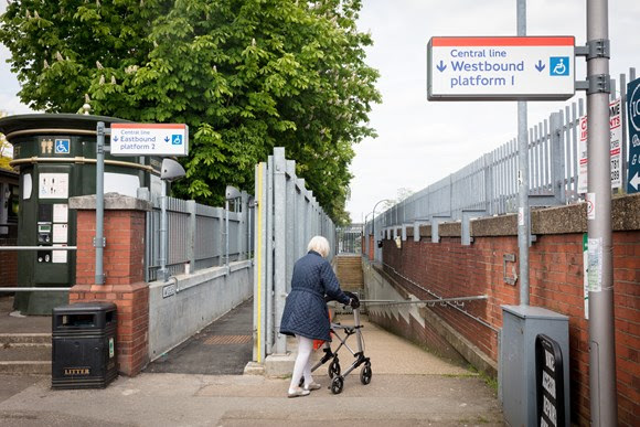 TfL Press Release - Customers at Buckhurst Hill station first to benefit from Mayor's £200m investment boost in step-free stations