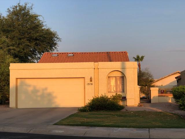 1378 N Ellis Street, Chandler, AZ 85224 wholesale property listing