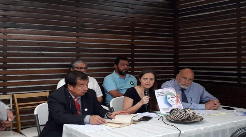 acceso a la justicia en caso de Berta Cáceres