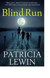 Blind Run by Patricia Lewin