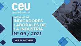 Informe de Indicadores Laborales de la Industria Nº09 - 2021