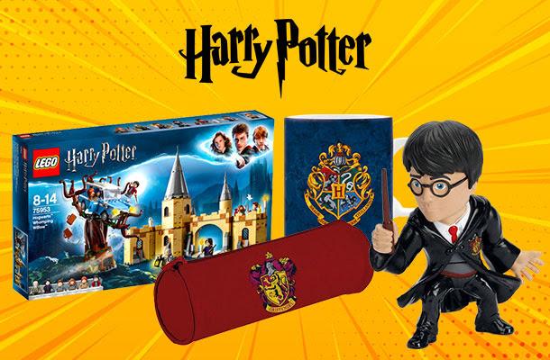 Mesehősök hétvégéje - Harry Potter akció!