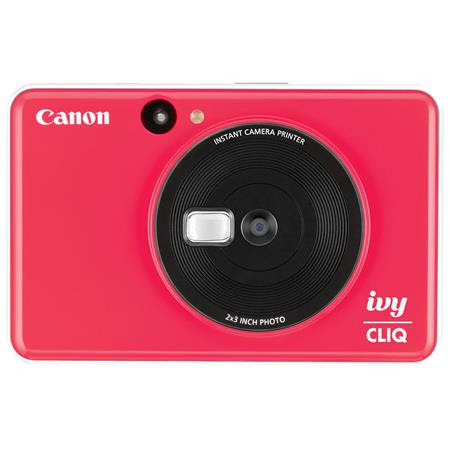 Ivy Cliq Instant Camera Printer - Lady Bug Red