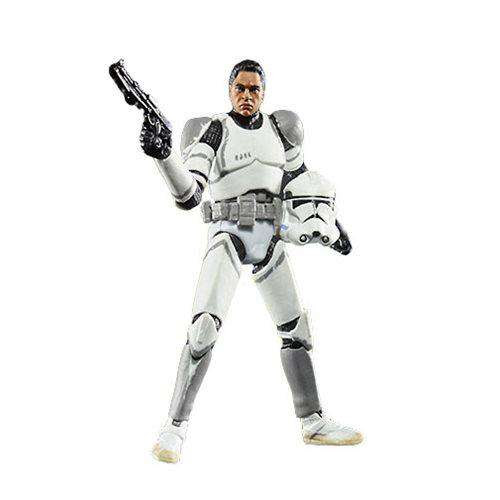 Image of Star Wars The Vintage Collection Elite Clone Trooper 3 3/4-Inch Action Figure - Exclusive