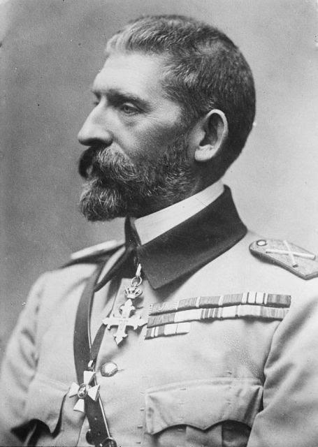 La 28 septembrie, regele Ferdinand Întregitorul a urcat pe tronul României 2