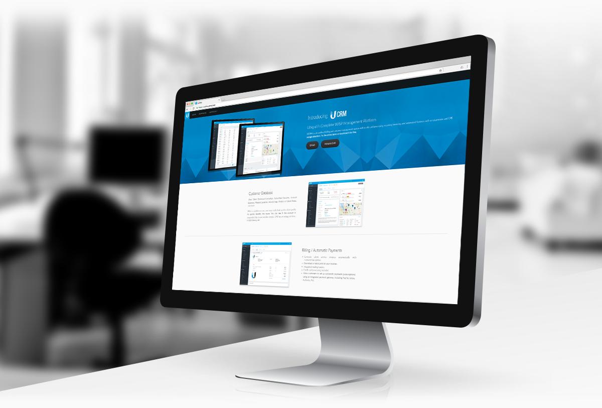 UCRM Website