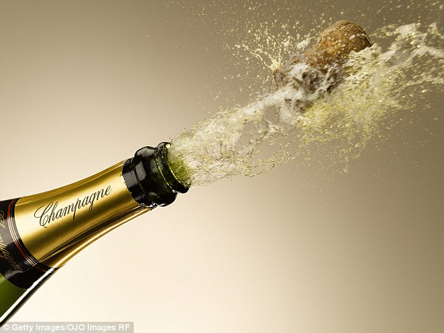 Image result for A bottle of sparkling champagne/Images