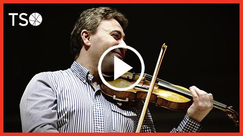 Violinist Maxim Vengerov