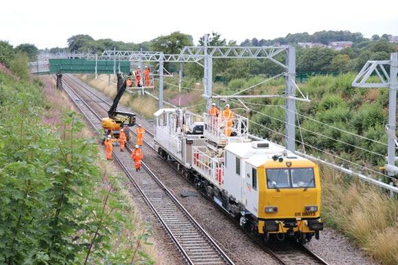 Nine-day closure of Manchester-Bolton-Preston railway begins this weekend