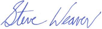Weaver Signature