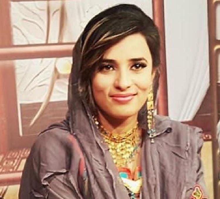 Shahian Shahin, journalist and women rights activist was murdered by her husband Mehrab Gichki on the instructions of Pakistan-sponsored Lashkar-e-Khorasan. (Photo: News Intervention)