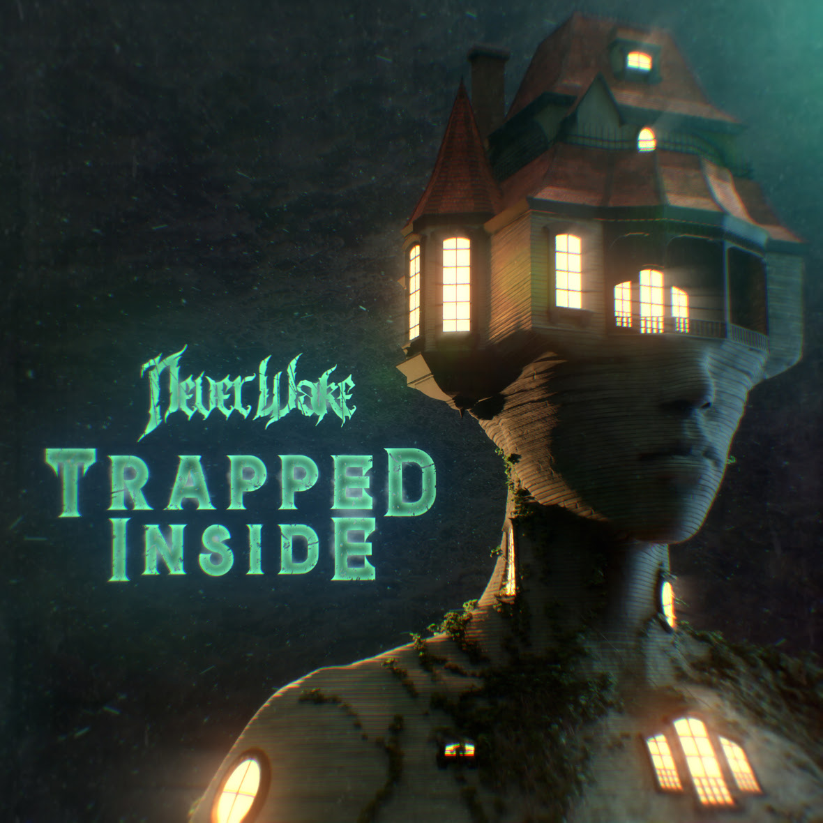 Trapped Inside - Single Art
