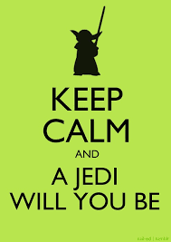 "Image result for yoda saying ""you will be"""