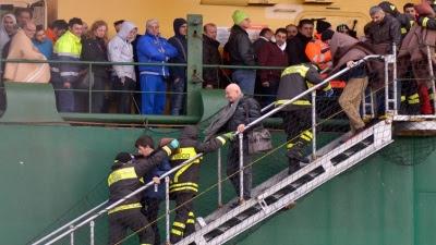 Norman Atlantic death toll rises