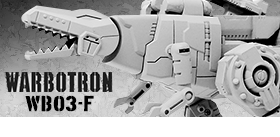 Warbotron WB03-F