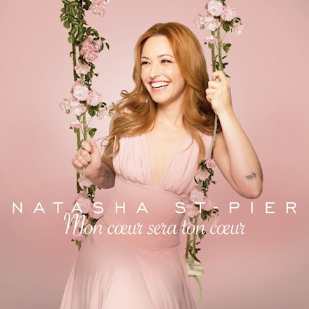 Cover Single Natasha St-Pier