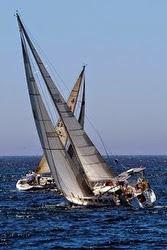 Banderas Bay regatta sailboats