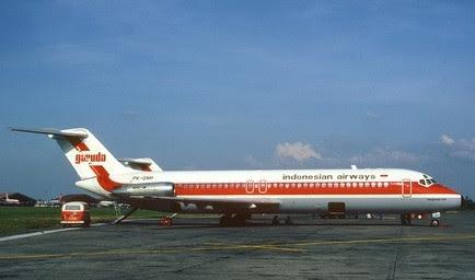 DC-9-30 Garuda Indonesia PK-GNH ,'Bengawan Solo' | is due: January / February 2020