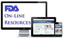 FDA Online Resources