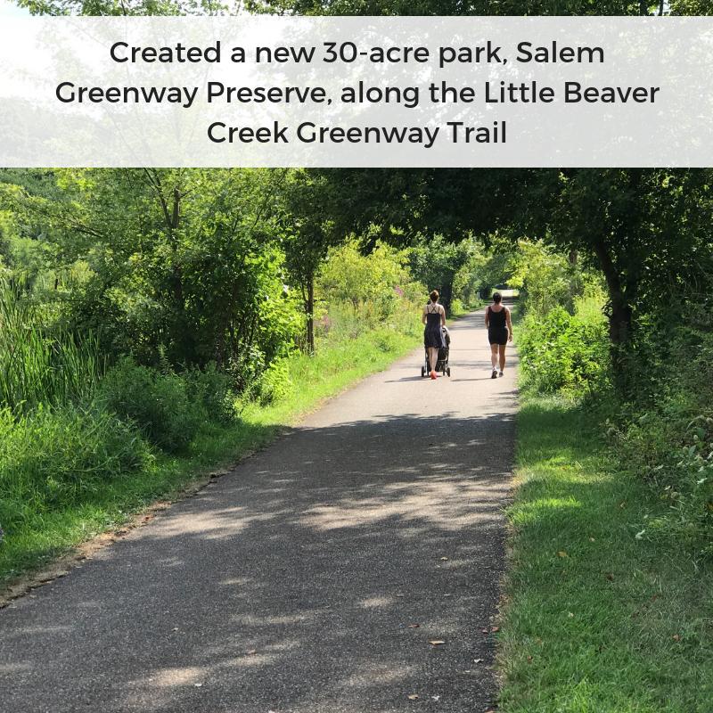 Salem Greenway Preserve