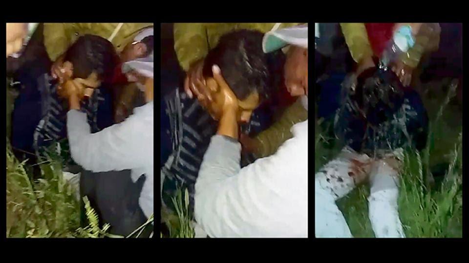 Movimientos sociales, organismos de derechos humanos y dirigentes políticos se reunieron en la CTEP para repudiar el ataque policial.
