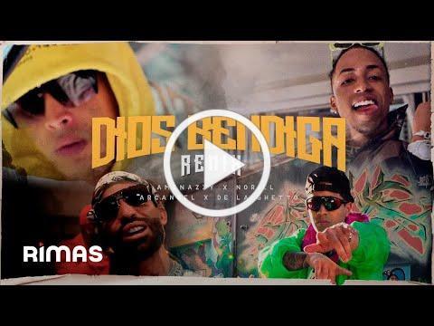 Dios Bendiga Remix - Amenazzy X Noriel X Arcangel X De La Ghetto ( Video Oficial )