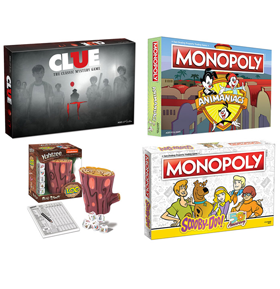 USAOPOLY GAMES & PUZZLES