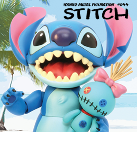 STITCH HYBRID METAL FIGURATION