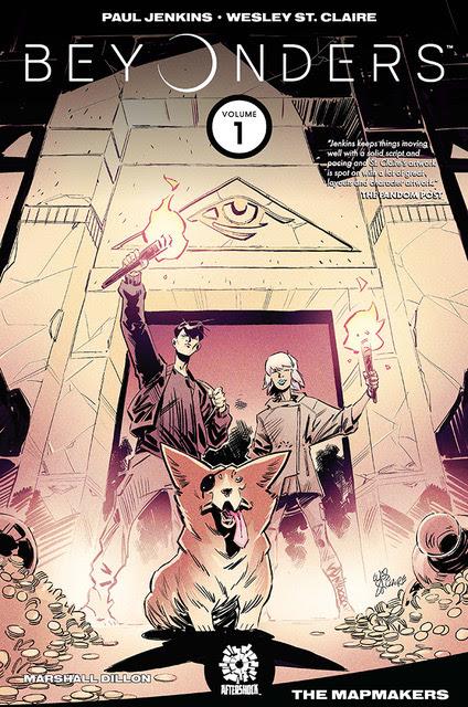 Beyonders Volume 1 Cover