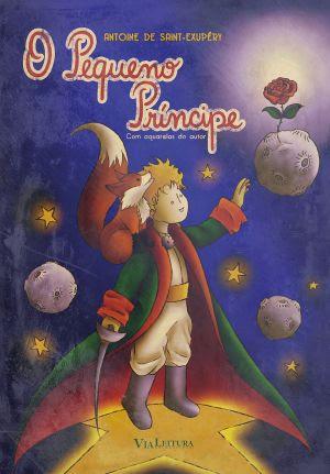 O Pequeno Príncipe - Antoine de Sant-Exupéry - tradução Isolina Bresolin Vianna