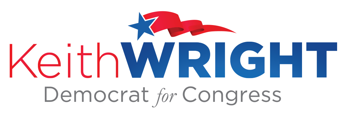 Keith Wright: Democrat for Congress