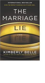 The Marriage Lie by Kimberly Belle