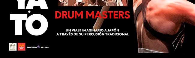 Hayato. Drum Masters. Un viaje imaginario a Japón a través de su percusión tradicional.