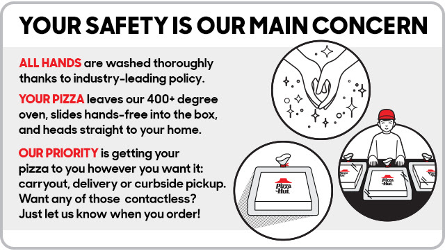Your Safety Is Our Main Concern