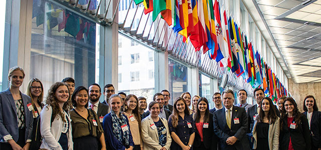 NCUSAR's Washington, DC Summer Internship Program.