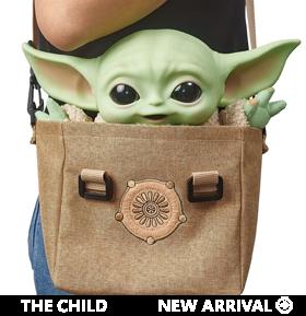 The Mandalorian The Child Premium Bundle Plush