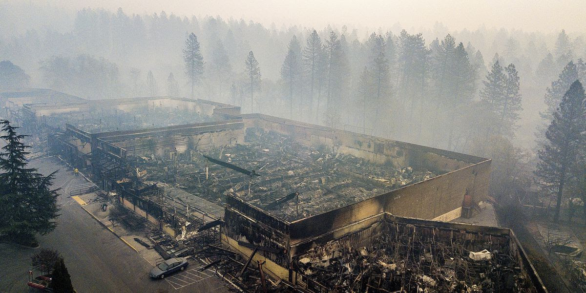 Something More Catastrophic Than the CA Fire MSM Won't Tell You About!