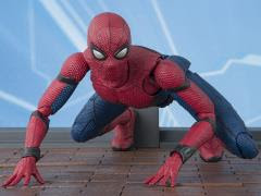 SPIDER-MAN: HOMECOMING S.H.FIGUARTS SPIDER-MAN & TAMASHII WALL SET